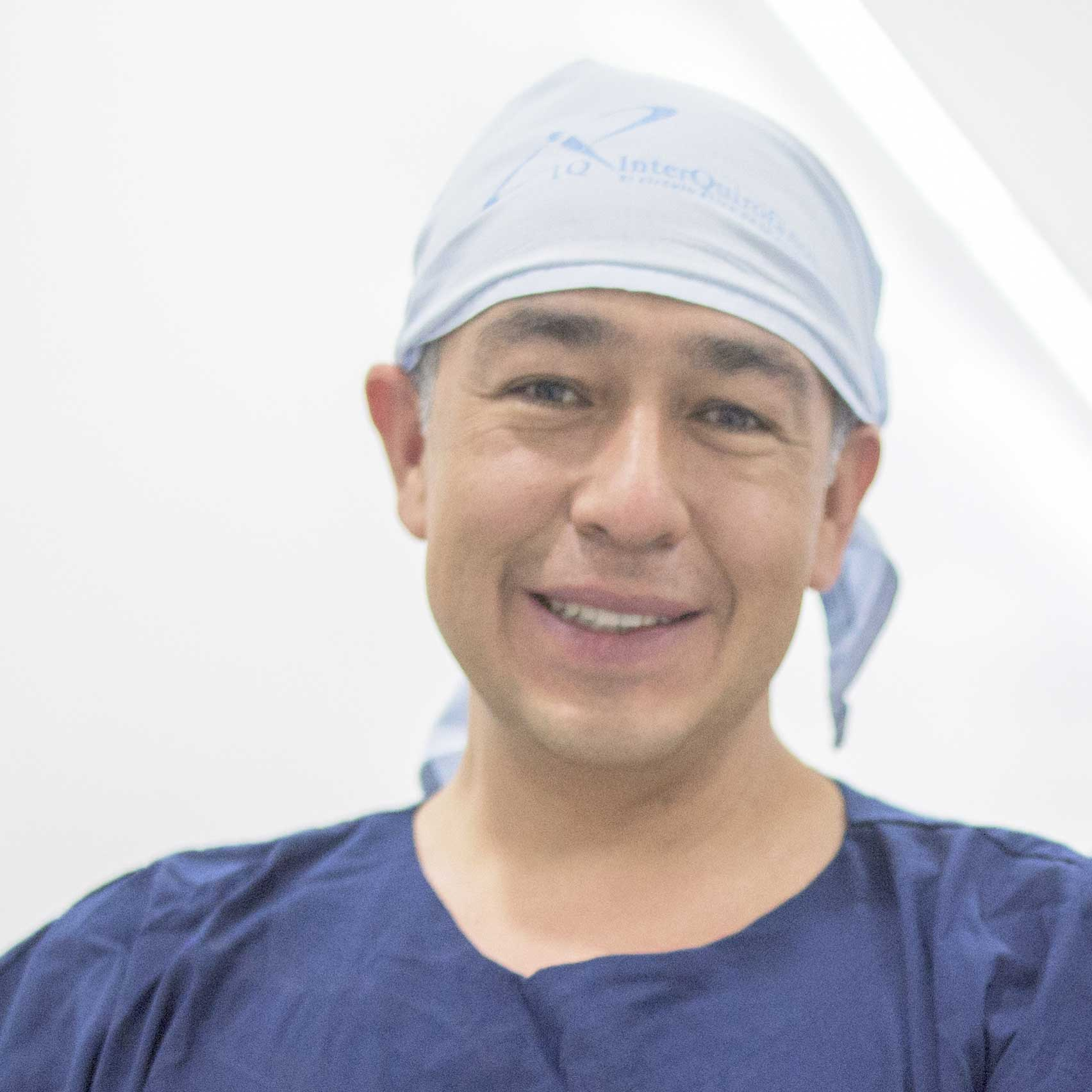 Dr. Juan Carlos Góngora