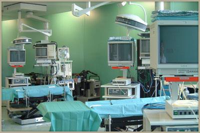 Espacio quirúrgico